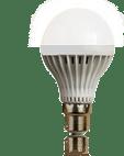 Mayur Brand, LED Lamp, 7.0 Watt, Cool White Lamp Model