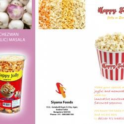 Flavoured Popcorn 1