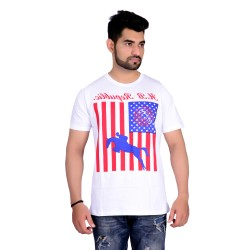 HB REPUBLIC Round Neck Printed Half Sleeve T- shirt 3