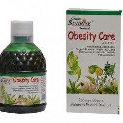 Organic Obesity Care Juice 1