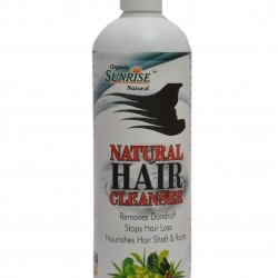 Natural Hair Cleanser 3