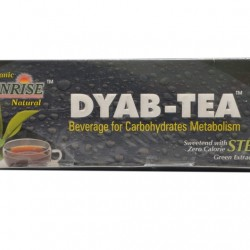 Organic Dyab Tea (Stevia) Formula of Ayurved 1