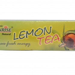 Organic Lemon Tea 1