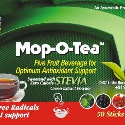 Organic MOP O Tea (Stevia) Formula of Ayurved