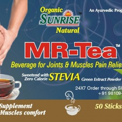 Organic Mr. Tea (Stevia) Formula of Ayurved