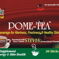 Organic POME Tea (Stevia) Formula of Ayurved