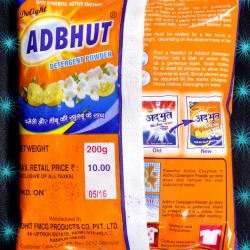 ADHBHUT DETPOWDER 200 GMS 1