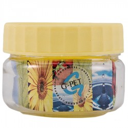 G-PET Round Container 50 ml