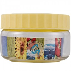G-PET Round Container 150 ml
