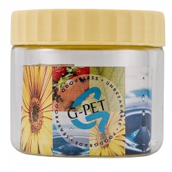 G-PET Round Containerr 200 ml