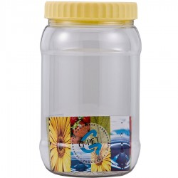 G-PET Round Container 1500 ml