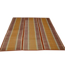 Maroon Handicraft Foldable Yoga Mat