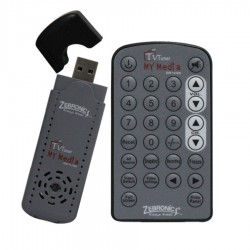 Zebronics USB External TV Tuner