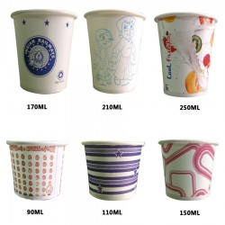 Set of All Paper Cups
