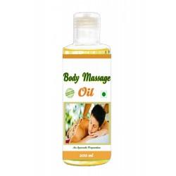HAWAIIAN BODY MASSAGE OIL
