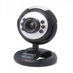 QHM PC Camera 495LM (With 6 Lights & 25 Megapixel)