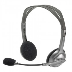 Stereo Headphone With Mic For Notebook Pc