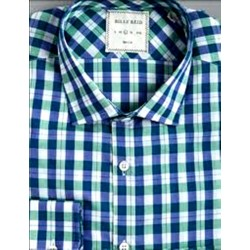 Men's Formal Wear  Comfort Check Shirt 3