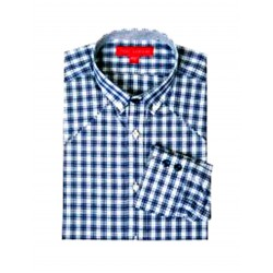 Men's Formal Wear  Comfort Check Shirt 2