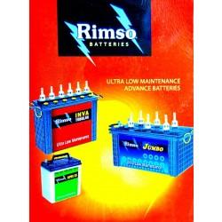 Rimso Solar Battery(15Ah)