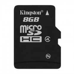 Kingston 8 GB Memory Card