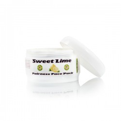 Adidev Herbals Sweet Lime Fairness Face Pack