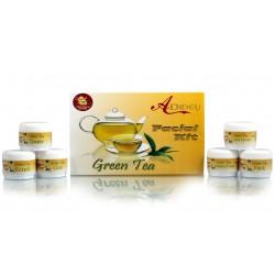 Adidev Herbals Instant Glow Green Tea Facial Kit