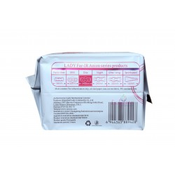 Lady anion sanitary napkins day use 240mm 1