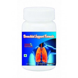 HAWAIIAN HERBAL BRONCHIAL SUPPORT FORMULA CAPSULE (BUY 1 GET 1 FREE)