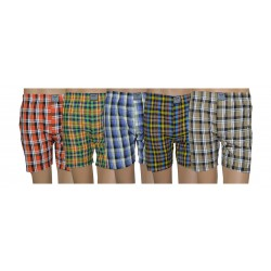 Lyril Axon Checkered Boxers