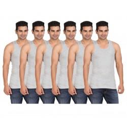 Lyril  Classic Rib G Melange Vest  For Men sizes 80 85 and 90
