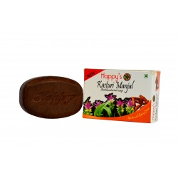 Happy's Manjal Soap Buy 5 Get 1 Free (Pack of 6) 1