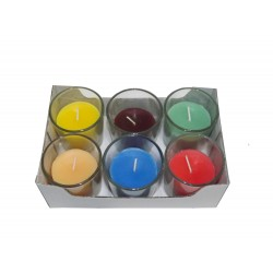 Numen Spark Multi-Scent Votive Candle(pack of 6)