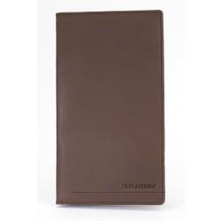 Passport Wallet - Brown