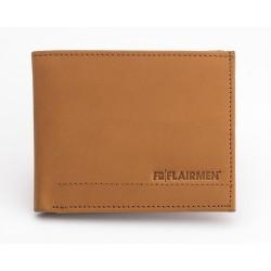 Standard Billfold Wallet - Tan