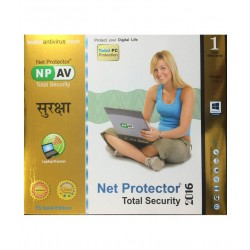 Net Protector - Total PC Protection 1 PC 1 Year