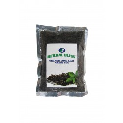 Organic Long Leaf Green Tea