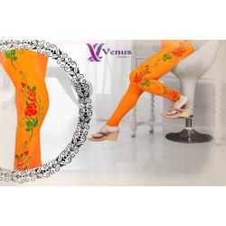 Trendy girls Full print leggings 4