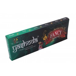 Yashoda Fancy Agarbatti 72-75 Incense Sticks 100 gms a Pack