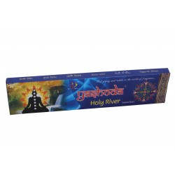 Yashoda Holy River Agarbatti 16-17 Incense Sticks 22 gms a Pack