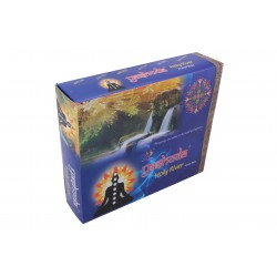 Yashoda Holy River Agarbatti 34-35 Incense Sticks 50 gms a Pack 1