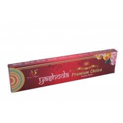 Yashoda Premium Choice Agarbatti 16-17 Incense Sticks 22 gms a Pack