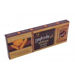 Yashoda Premium Chandan Agarbatti 72-75 Incense Sticks 100 gms a Pack