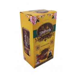 Yashoda Premium Chandan Agarbatti 72-75 Incense Sticks 100 gms a Pack 1
