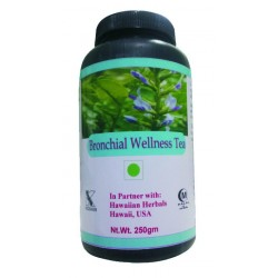 Hawaiian herbal bronchial wellness tea