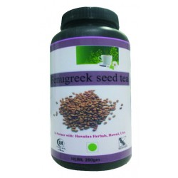 Hawaiian herbal fenugreek seed tea