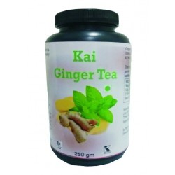 Hawaiian herbal ginger tea