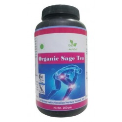Hawaiian herbal organic sage tea