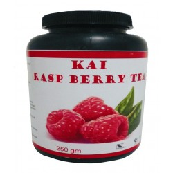 Hawaiian herbal rasp berry tea