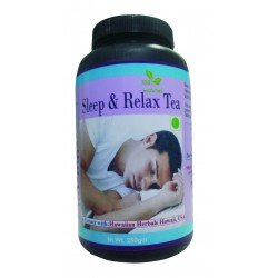 Hawaiian herbal sleep & relax tea